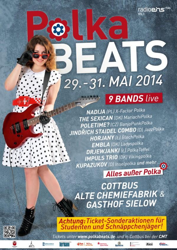PolkaBeats2014_Plakat